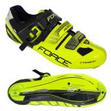 Tretry FORCE ROAD CARBON fluo/�ern�