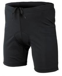 Kalhoty ETAPE JUNIOR s vložkou èerná - zvìtšit obrázek