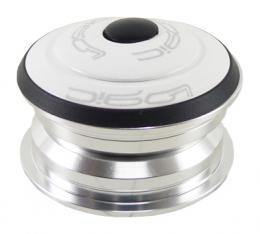 Øízení NECO H146 1-1/8 semi-integr. bílá