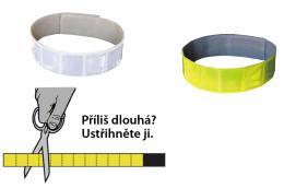 Reflexní páska ALTIMA na suchý zip 3M