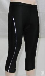 Kalhoty V-RIDER 3/4 èerná