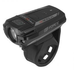 Svìtlo pøední FORCE PAX-300LM USB èerná - zvìtšit obrázek