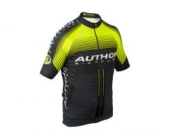 Dres AUTHOR Men Sport X7 ARP k/r žlutá-neonová/èerná