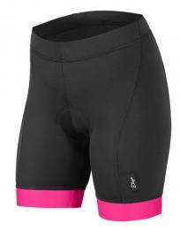 Etape - dámské kalhoty NATTY s vložkou, èerná/rùžová