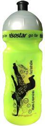 Láhev 0.65 l Isostar zelená transparentní