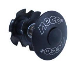 Ježek NECO H2861 1 1/8 AL zátka èerná