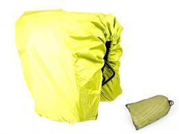Pláštìnka AUTHOR pro brašny A-O30 ZLT žlutá/neonová