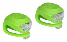 Sada svìtel PROFIL 267F-2B + 267T-2B zelená