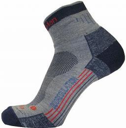Ponožky NORTHMAN MULTISPORT EXTREME šedá/modrá