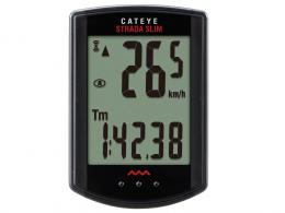 Cyklopoèítaè CAT Strada Wireless - MTB (RD310W) èerná