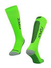 Ponožky FORCE TESSERA KOMPRESNÍ širší W