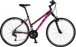SCUD CAMPA LADY ALIVIO/DEORE 3x9 V-brake+ Dárek cyklopoèítaè, svìtla usb pøední a zadní - zvìtšit obrázek