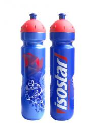 Láhev 1 l Isostar modrá MS 2019 IIHF