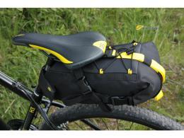 Brašna SPORT ARSENAL Art.603 pod sedlo malá Bikepacking - zvìtšit obrázek