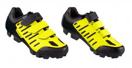 Tretry FORCE MTB TEMPO, fluo-èerné